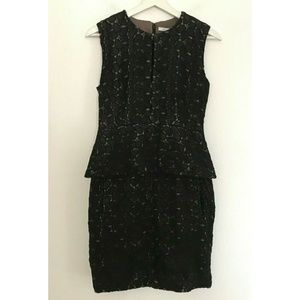 Diane Von Furstenberg Size 4 Dress Zip Up
